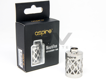 Aspire Nautilus Glass Tank Replacement with Hollow Metal Sleeve