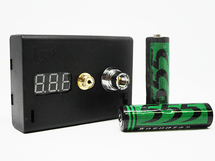 Digital Ohm & Voltage Meter for 510 / eGo