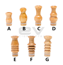 Ligneous Wood Drip Tips for 510 | 808D-1 | 901