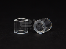 Shorty Glass Drip Tip Replacement Glass Mouthpiece