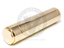 M-Hattan Mechanical MOD Clone by Acerig - Gold-Plated Copper (NO LOGO)