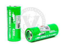 Efest Green 26650 IMR 4200mAh Flat Top Battery - 20A / 50A