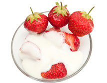 Dekang Strawberries & Cream E-Liquid | E-Juice
