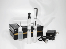 RiVa-T 650mAh CE2 Clearomizer Starter Kit - White