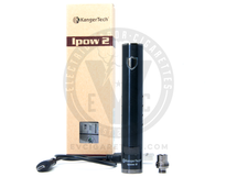 Kanger IPOW 2 Variable Wattage LED Battery - 1300mAh