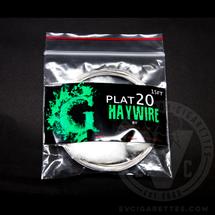 Vapinology GPlat Haywire - 20 Gauge