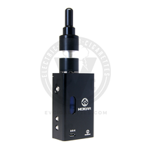 HCigar 20W Box MOD & Black Russian 91% RBA