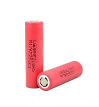 LG 18650 HE2 2500mAh Flat Top Battery - 20A / 35A