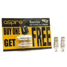 Aspire Nautilus BVC Replacement Head (BUY 1 GET 1 FREE)