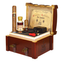 Lazarus Vintage - Sir James CIGR8 Limited Edition Box Set