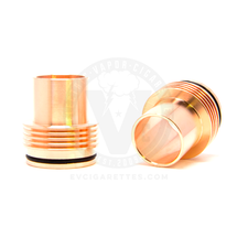 Copper Chuff Enuff Styled Top Cap (fits most 22mm RDAs)