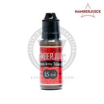 NamberJuice E-Liquid - Grimm Army Tobacco