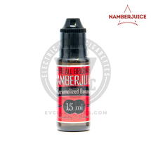 NamberJuice E-Liquid - Caramelized Bananas
