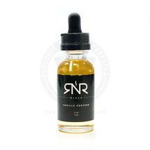 RNR Black E-Liquid - Vanilla Custard