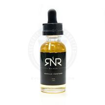 RNR Black E-Liquid - Vanilla Custard