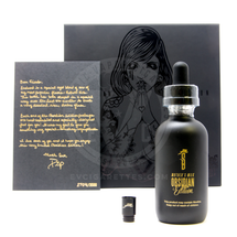 Suicide Bunny E-Liquid - Mother's Milk Obsidian Edition