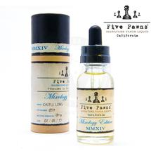 Five Pawns Mixology Edition E-Liquid - Castle Long