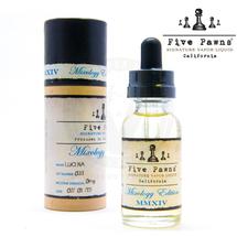 Five Pawns Mixology Edition E-Liquid - Lucena