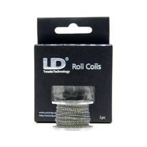 Kanthal A-1 Resistance Wire Coil - Twisted Round & Ribbon