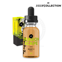 NJOY Artist Collection E-Liquid - Dragon Scape