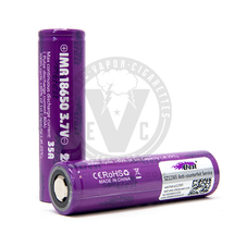 Efest Purple 18650 IMR 2800mAh Flat Top Battery - 35A