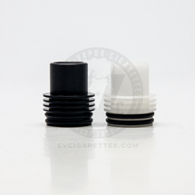 Delrin Chuff Enuff Heatsink Styled Top Cap (Double O-Ring)
