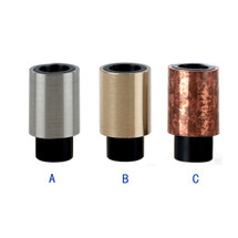 Delrin Column Friction 510 Drip Tip Mouthpiece (No O-Ring)
