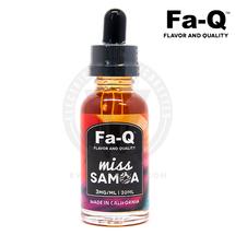 Fa-Q Max VG E-Liquid - Miss Samoa