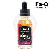 Fa-Q Max VG E-Liquid - Pink Nova