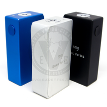 Kung Fu v4 Unregulated Box MOD by SMY (Parallel & Series)