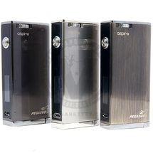 Aspire Pegasus 70W TC Box MOD (ASPIRE BATTERY INCLUDED)