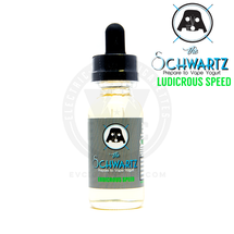 The Schwartz E-Liquid - Ludicrous Speed