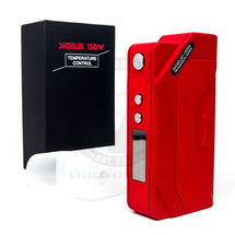 Sigelei 150W Temperature Control Box Mod - Limited Edition Red