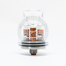 Doge V2 / X v2 RDA Trinity Competition Glass Top Cap