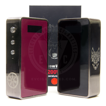 Snow Wolf 200W v1.5 TC Box MOD - Limited Edition