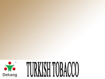 Dekang Turkish Tobacco E-Liquid | 10mL