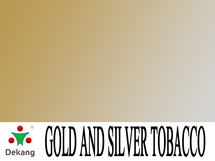Dekang Gold & Silver Tobacco (B&H) E-Liquid | 10mL