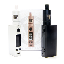 Joyetech eVic-VTC 75W TC Mini Box MOD Kit (w/ Tron-S)