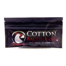 Cotton Bacon Bits by Wick 'N' Vape