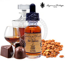 Lazarus Vintage E-Liquid - Sir James CIGR8