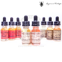 Lazarus Vintage E-Liquid - Juice Bundle
