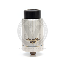 The Dually RDA by Vaping American Made Products