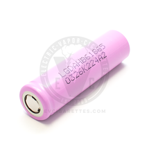 LG 18650 HB6 1500mAh Flat Top Battery - 32A/45A