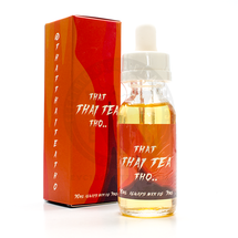 That Thai Tea Tho' E-Liquid
