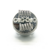 The RBA heads of the TFV8 tank are available in two styles: Velocity-style and Clamp-style.
