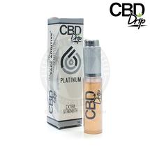 CBD Drip E-Liquid Additive - Platinum (Extra Strength)