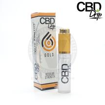 CBD Drip E-Liquid Additive - Gold (Normal Strength)