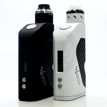 Wraith 80W Squonker Box MOD Kit by Council of Vapor  **60mL JUICE INCLUDED**