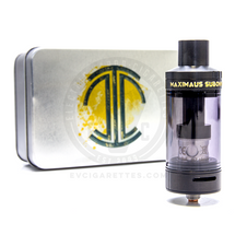 Murder MaxiMaus Sub-Ohm Tank by Cloud Chasers Inc. (CCI)