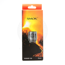 Smok TFV8 Baby Q2 | X4 | T6 | T8 Atomizer Coil Heads (5pcs)